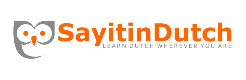 Say it in Dutch banner